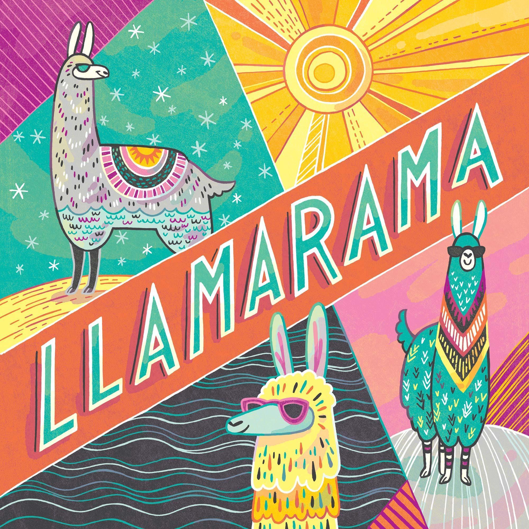 Cecilia Rodriguez Calendario 2020.Theispot Com Anni Betts Illustrates A 2020 Llama Calendar