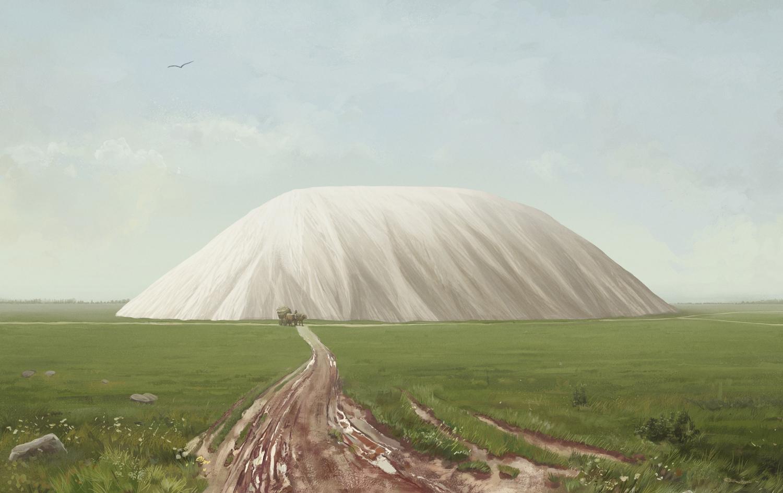 Mart Klein & Miriam Migliazzi Illustration: The Bornhöck