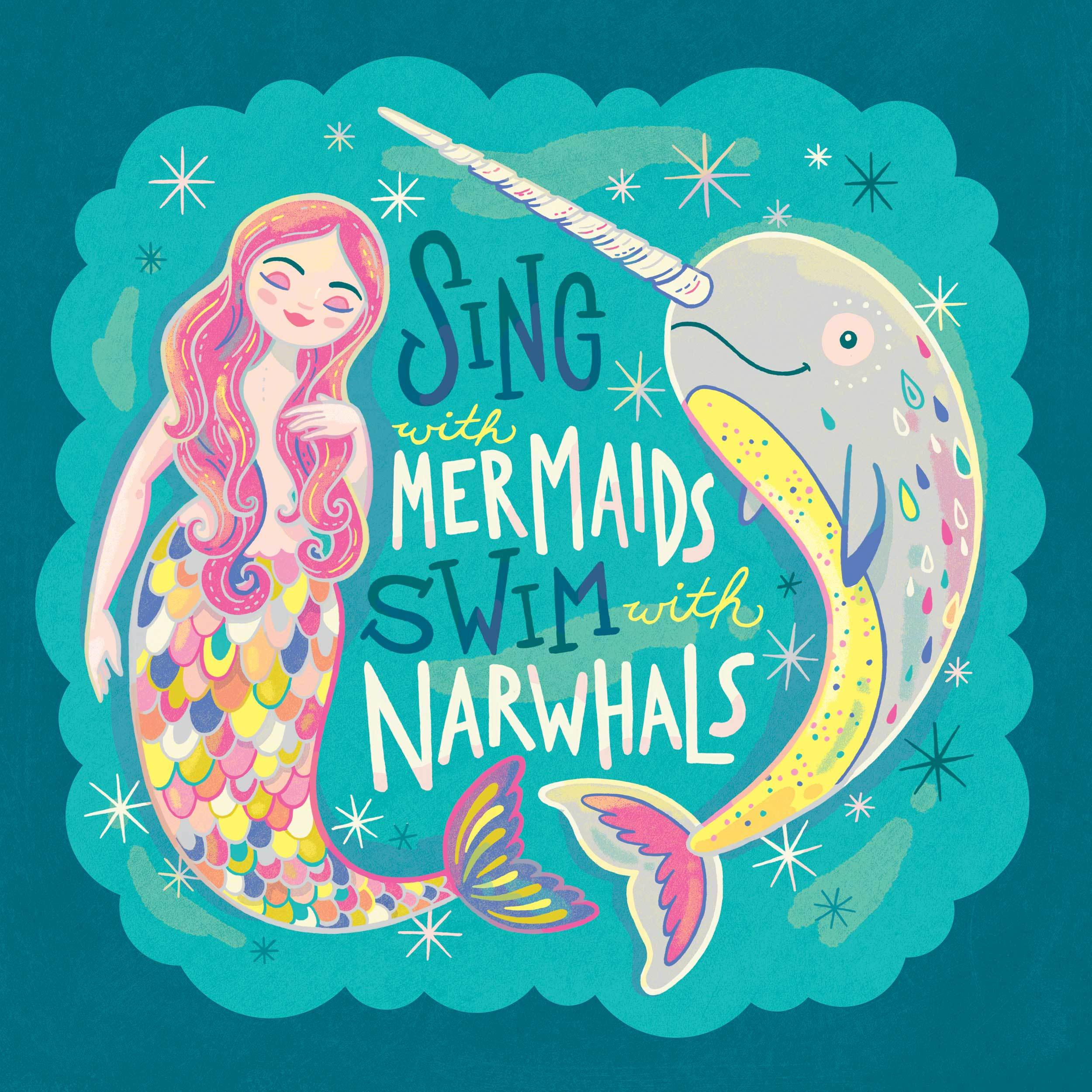 fbaeb574055dc Anni Betts Illustration: Narwhal Nation 2019