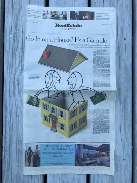 Theispot com - Miguel Davilla Illustrates NYT Sunday Real